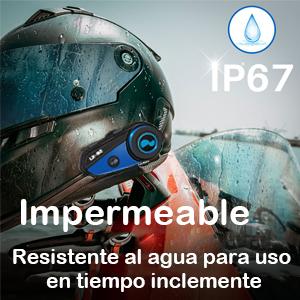 IP67 Resistente al agua