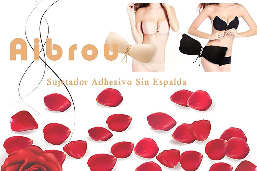Aibrou Sujetador Invisible