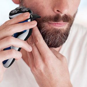 Afeitadora Electrica Hombre Máquina de Afeitar Eléctrica IPX7 Impermeable Húmedo & Seco USB Quick Recargable con Pop-up Trimmer: Amazon.es: Salud y cuidado personal