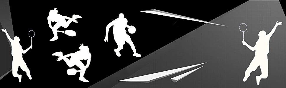 senston Anti Slip Sobregrip Racket Overgrip Antideslizante Tenis Bádminton Raqueta Grip
