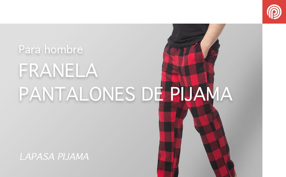 -LAPASA SleepWear, Pijamas de Algodón Lo justo, lo necesario, lo que quieres a su justo precio