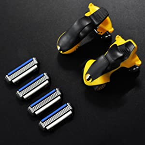 HeadBlade cuchillas de repuesto para afeitadora ATX: Amazon.es ...