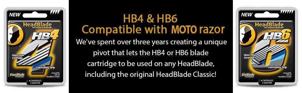 HeadBlade MOTO Razor: Amazon.es: Salud y cuidado personal