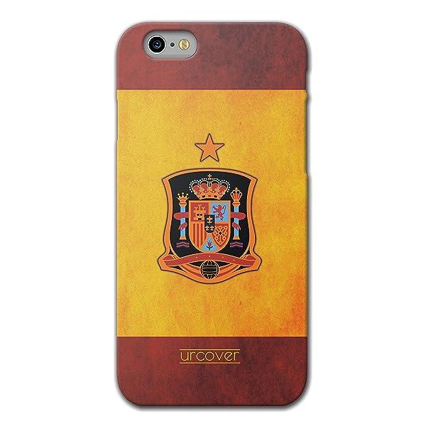 Urcover Funda iPhone 6 Plus / 6s Plus Copa del Mundo 2018 Football ...