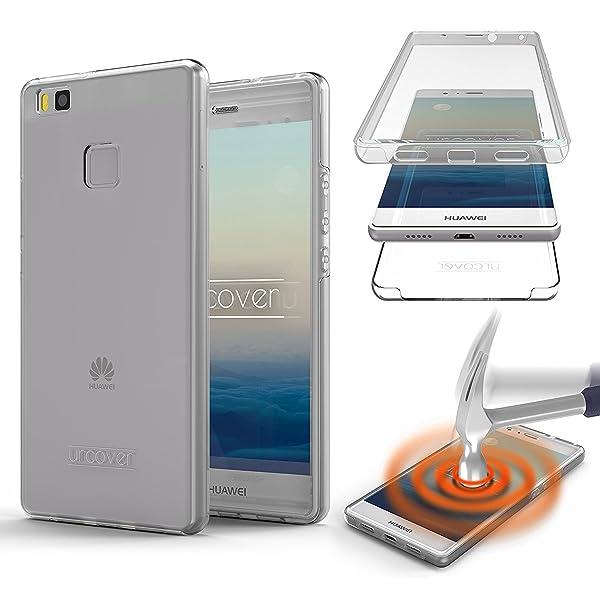 Urcover Huawei P9 Lite Funda [Nueva Versión ] Mejorada Funda ...