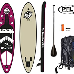 La Tabla Paddle Surf Hinchable Byron 11 PFL SUPPFL12
