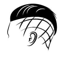PEN Razor ONE para hombre, modelado del vello facial, cortaduras ...