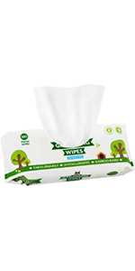 Pogis Grooming Wipes Paquete de Viaje - 240 toallitas ...