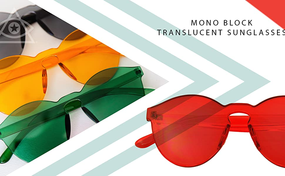 Emblem Eyewear - Mono Bloque Sin Montura PC Color Tone Lens ...