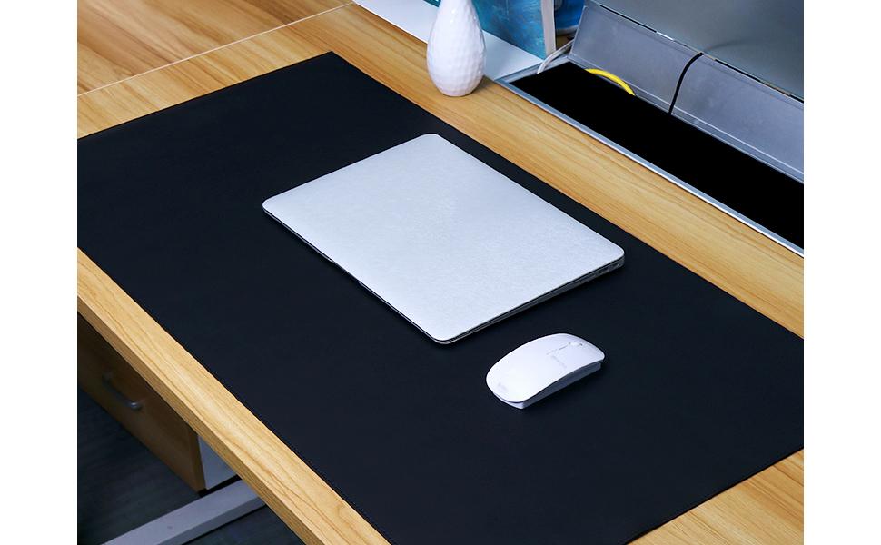 OFFIDIX Office Desktop PU Funda de Escritorio de Cuero ...