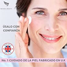 Crema de cara para mujer libre de alcohol y quimicos para uso diario acto para todo