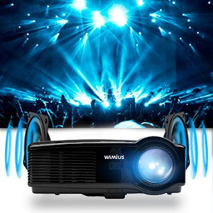Proyector Full HD, Proyectores LED 3500 Lúmenes 1080P Proyector ...