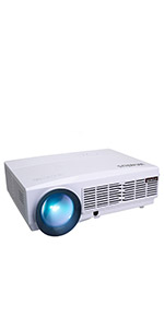 Proyector T6 Blancho