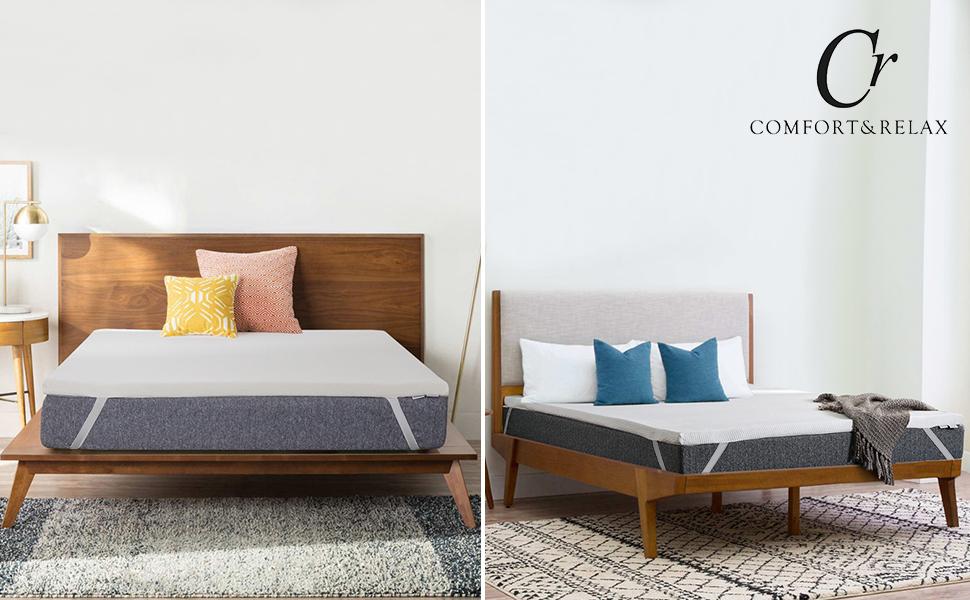 Proteja su colchón actual
