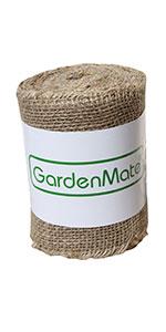 GardenMate 6 Sacos de Yute PRÉMIUM de 340 gsm - 135 cm x 65 cm ...