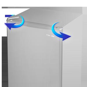 Inventor Nevera Compacta A++ con Compresor, 93 litros de capacidad ...
