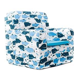 Sillon bebe sillita para recién nacidos desenfundable lavable resistente cómodo decoracion muebles niños Fabricado en España Varios Dibujos Estampados ...