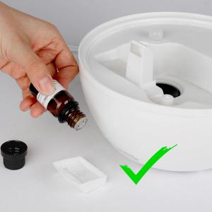 1 BY ONE 1.3 litros Humidificador ultrasónico, No Ruido con Luces ...