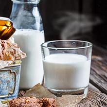 Calentar leche