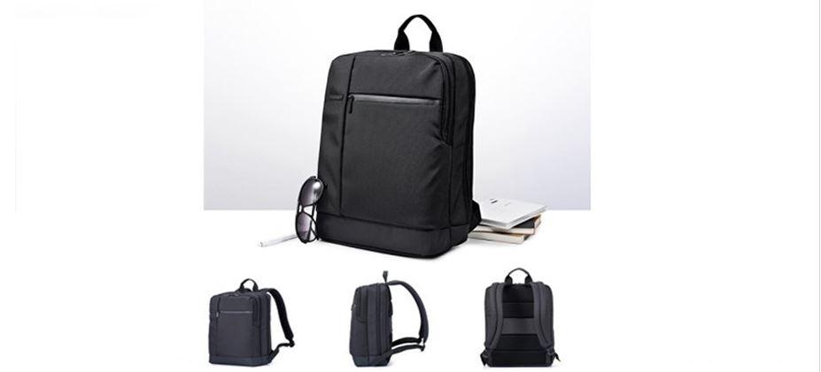 Mochila original del ordenador portátil del estilo del negocio de Xiaomi ¡Una mochila para montañismo, viajes, ciclismo, pesca, natación, carrera, escalada, ...