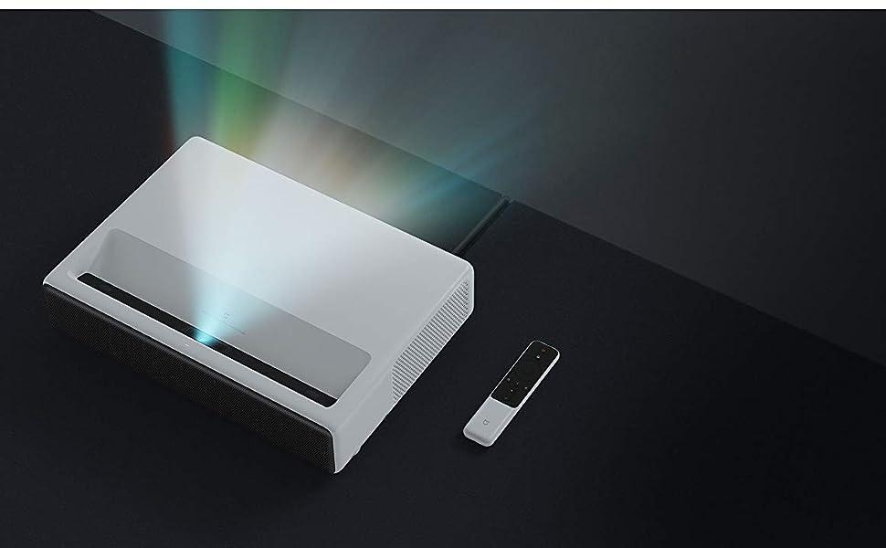 Xiaomi Mi Proyector Láser Ultraligero 5000 Lúmenes Versión Inglés ...