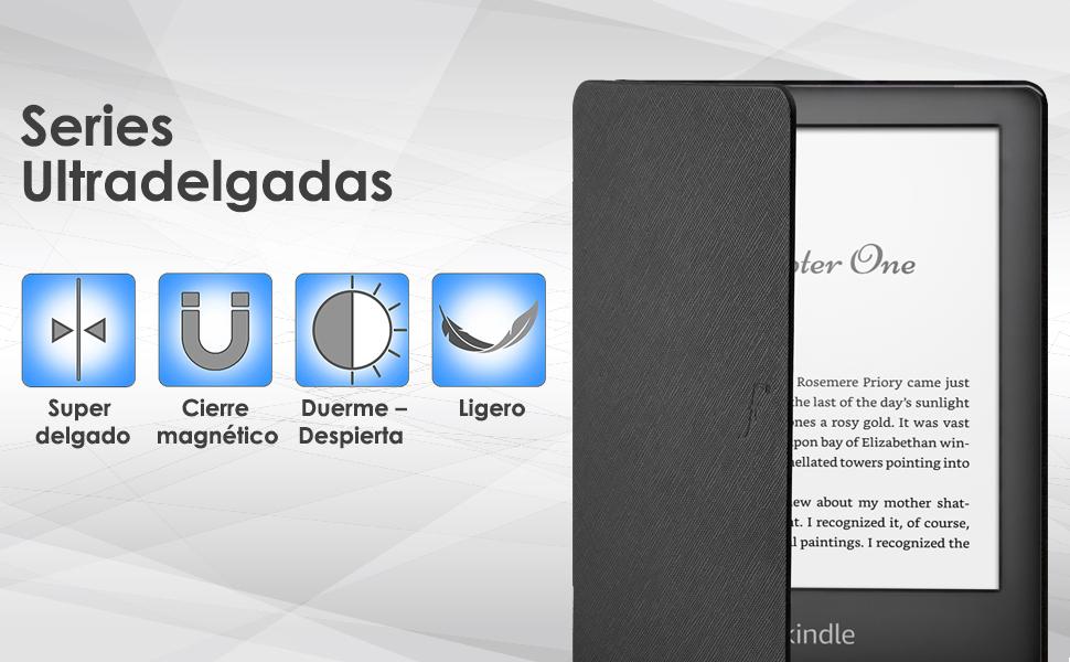 Forefront Cases Smart Funda para Kindle 2019: Amazon.es: Electrónica