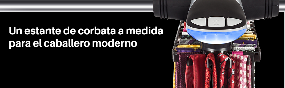 Sterline Automático Motorizado Eléctrico Corbatero para Corbata Y ...