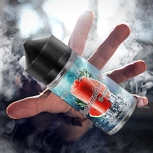 IMECIG 100ml E líquido Ice Sandía Liquido Vaper Para Cigarros electronicos 70/30 E Liquid Cigarrillo Electronico Premium Sabores Vapeador 0mg Nicotina