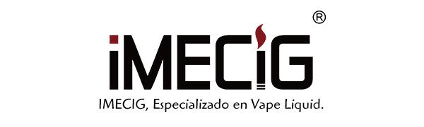 IMECIG 100ml E líquido Ice Sandía Liquido Vaper Para Cigarros ...