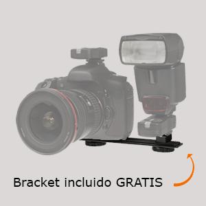 Gloxy GX-F828 Flash para Canon Nikon Sony Olympus Panasonic Pentax ...