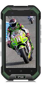 "Blackview BV6000s - Rugged Phone (4.7"" HD, 2GB RAM + 16GB ROM ..."