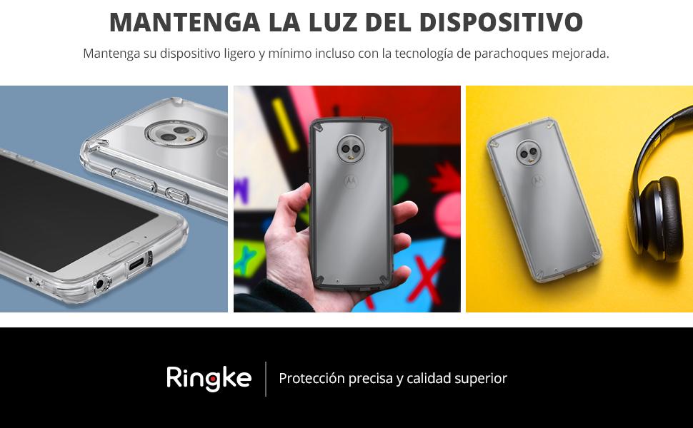 Resilient Fusion Ringke caso es resistente a golpes y arañazos contra caídas accidentales. Un caso antideslizante con excelente capacidad de agarre te ...