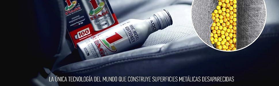XADO, aditivo para aceite de motor. Protege el motor, restaura las superficies y actúa contra el desgaste. Acondicionador molecular con Revitalizant® ...