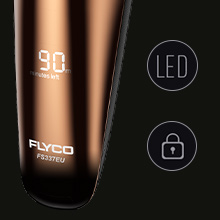 Afeitadora electrica barba para hombre rotativa FS337EU FLYCO ...