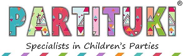 Partituki 30 Estuches Infantiles para Colorear, 30 Sets de 5 Ceras de Colores y una Guirnalda (Color Aleatorio) de 20 m. Detalle Ideal para Regalos de ...