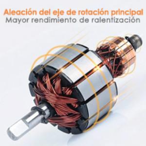 amzdeal Compresor de Aire Eléctrico Portátil 12V 150PSI, Inflador ...