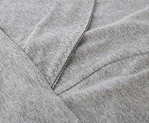 Elasticidad, Práctico, Cómodo, Casual Estiramiento Verano Sin mangas Cuello V Cuello cintura NIVEL Maternidad top.