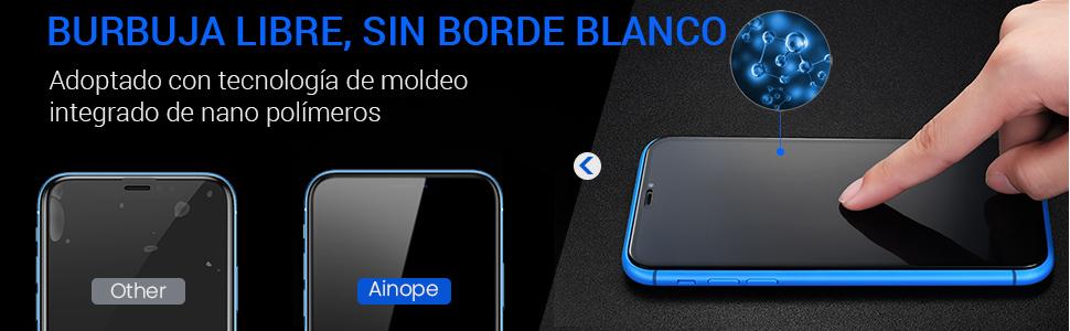 Anti-Explosion // // Anti-water 0.33mm Ultra fino 2-Unidades High Definition Cristal Vidrio Templado Premium Cobertura completa Protector de Pantalla para iPhone Xr fingerprints 9H Dureza