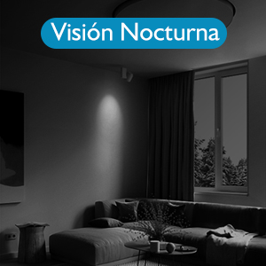 camara ip wifi 1080p vision nocturna