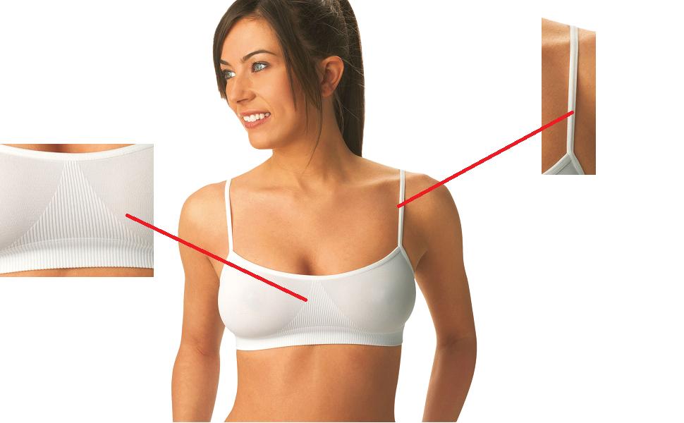 SENSI Sujetador Brasierre Mujer Cintura Baja Braguita Microfibra antibacteriana Transpirante Sin Costuras Seamless