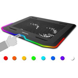 16,7 millones de colores LED RGB, hasta 6 modos de iluminación