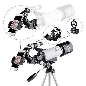 Telescopio Astronómico Profesional …
