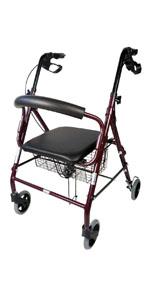Mobiclinic, Modelo Victoria, Andador para mayores, ancianos ...