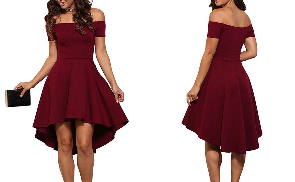 Simple / sexy / clásico. vestido