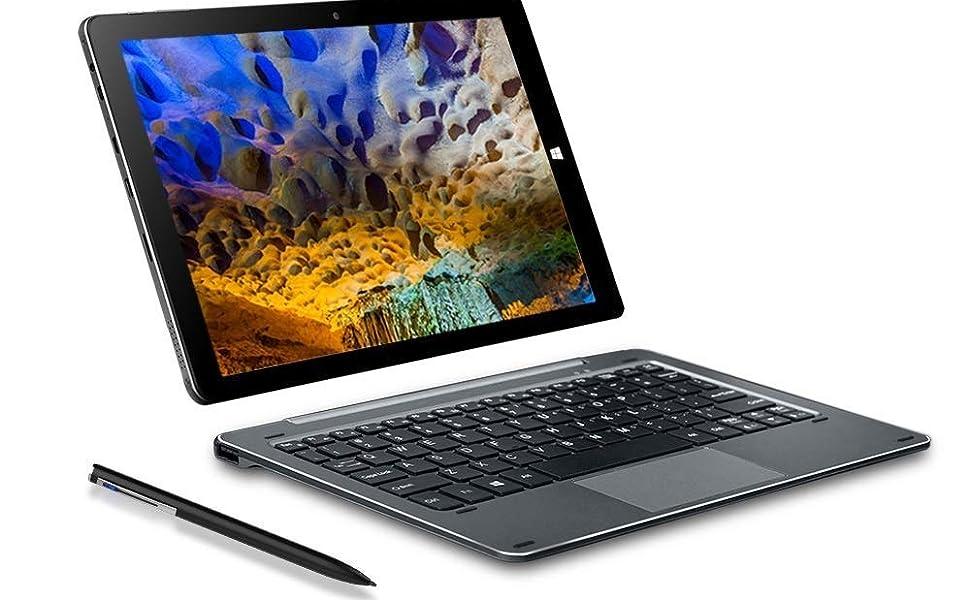 CHUWI Hi10 Air se puede usar en diferentes modos. operar a través del tacto con un alto confort. El modo de portátil, es compatible con el teclado (vendido ...