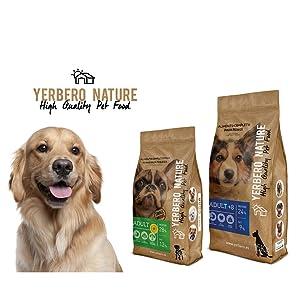 Gama Nature Premium para perros