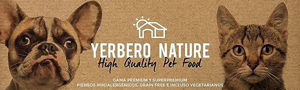 Logo Yerbero NATURE