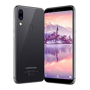 UMIDIGI A3 Smartphone Libres Android 9.0 Pantalla 18:9/5.5