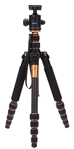 Andoer Pro Trípode Reflex Portátil 132cm, Trípode Monopie 2-en-1 ...