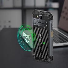 Ulefone Armor 3, IP68 Smartphone Libre Resistente 4G